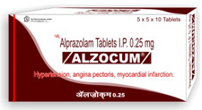 Alzocum Tablets